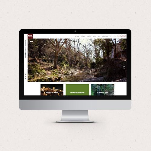 Buñol Turismo - Diseño web y Fotografía