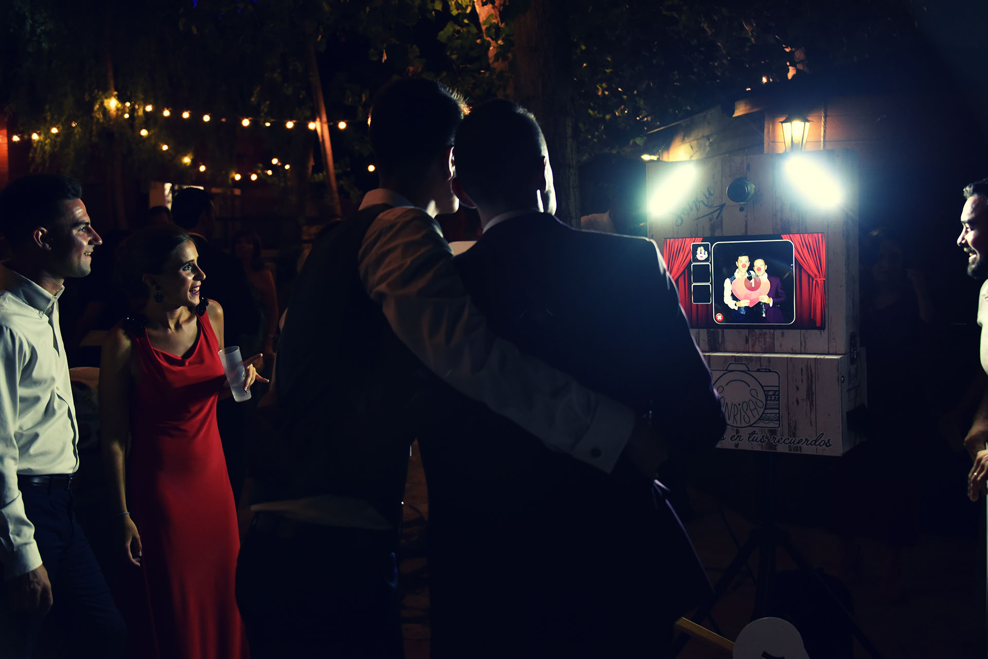 Víctor & Mateo - Fotografía de boda