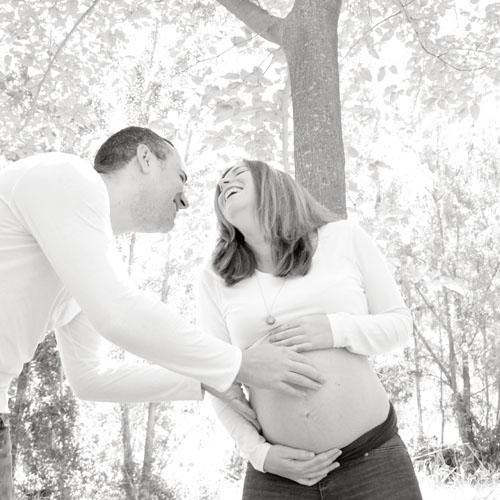 Carmi & Juanjo - Fotografía de embarazo