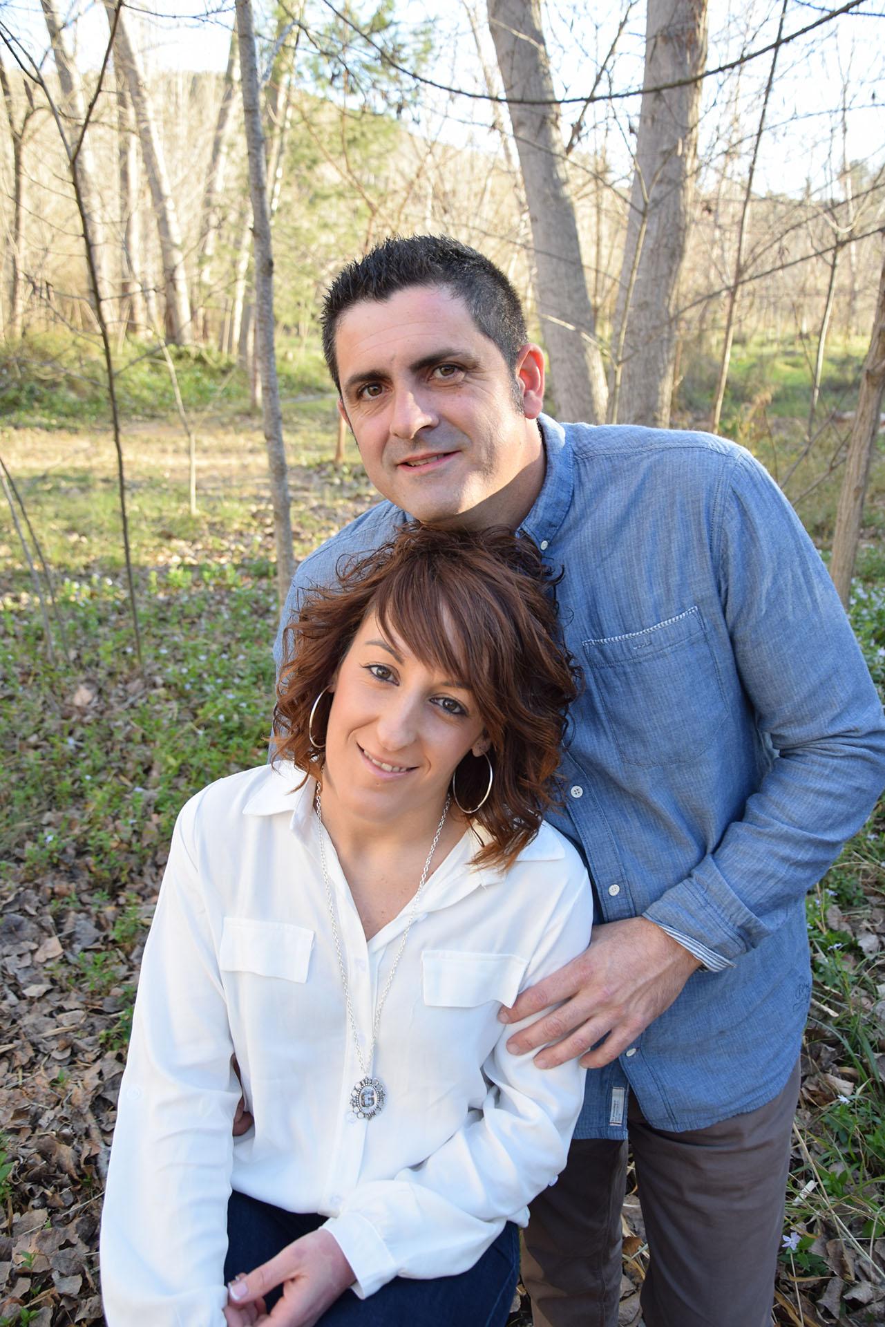 Gema & Jorge - Reportaje fotográfico de parejas