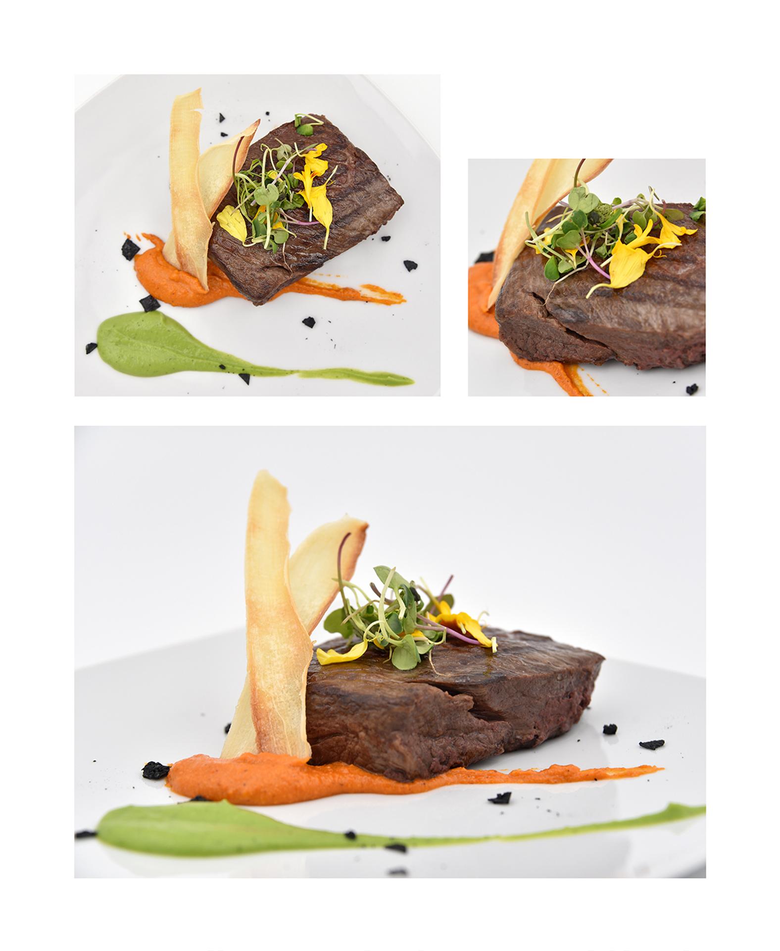 Mesón del Castillo - Fotografía de producto para restaurante