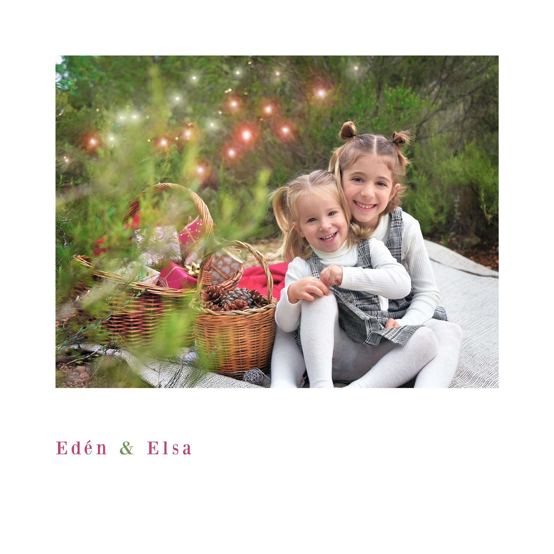 Edén & Elsa