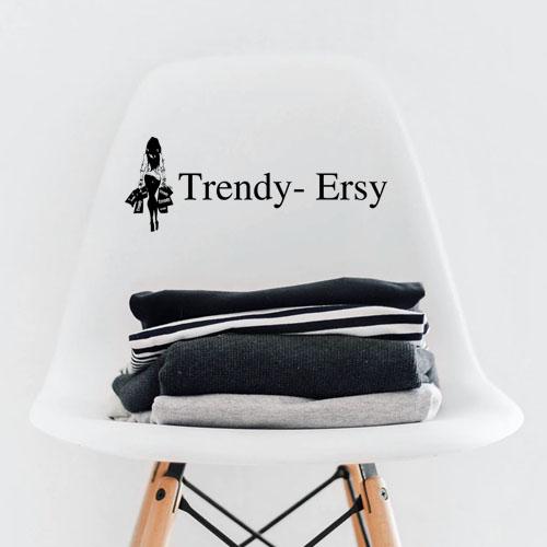 Trendy Ersy - Diseño de tienda online